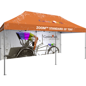 Zoom Standard 20 Popup Tent Full Wall Only